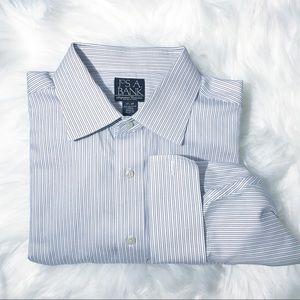 Jos. A Bank Mens Signature Collection Dress Shirt